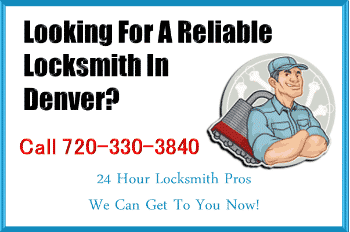 Locksmith Denver 350