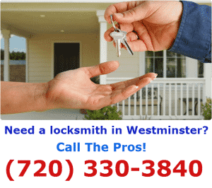 24 Hour Locksmith Pros in Westminster CO